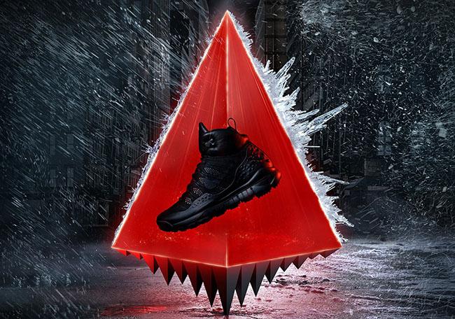 Nike Lupinek Flyknit Sneakerboot Fall 2016