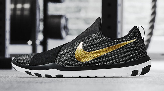 ... Nike Free Connect Black Gold ...