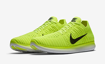 Nike Free RN Flyknit Medal Stand
