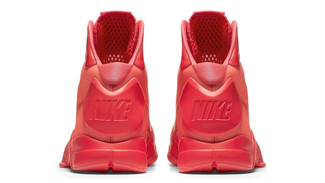 Nike Hyperdunk 08 Solar Red