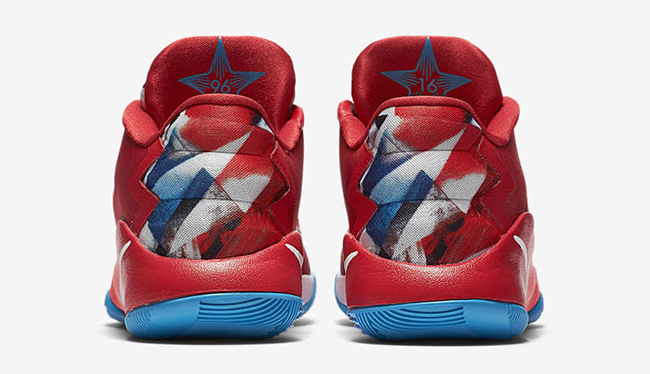 Nike Hyperdunk 2016 Low LMTD USA