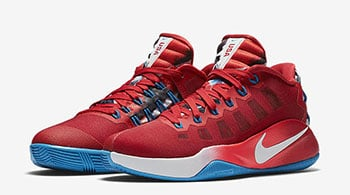 Nike Hyperdunk 2016 Low LMDTD USA