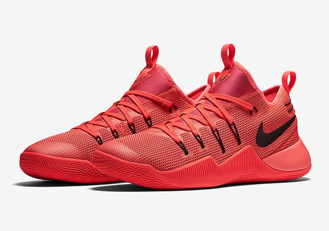 ee136ea351c2 Nike Hypershift University Red Black
