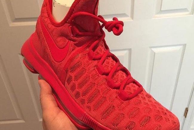 Nike KD 9 Red October