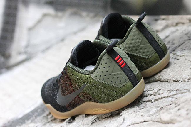 Nike Kobe 11 4KB Green Gum