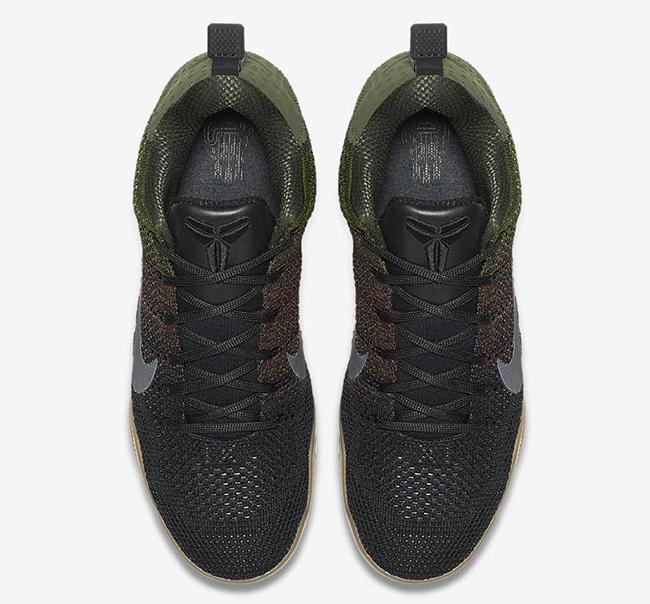 Nike Kobe 11 Elite Low Black Horse