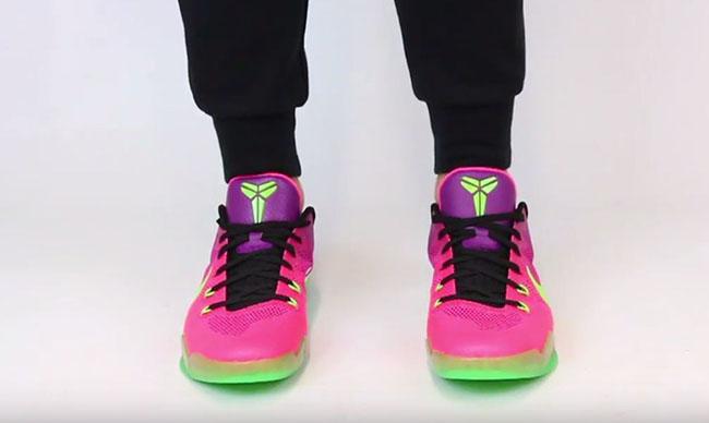 Nike Kobe 11 EM Mambacurial