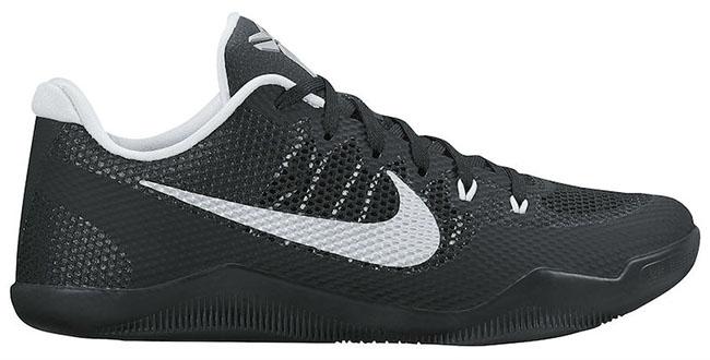 Nike Kobe 11 Team Bank Black Silver