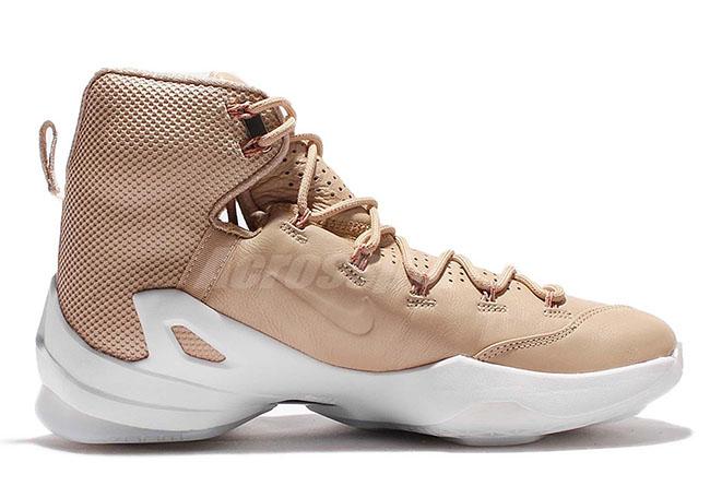 Nike LeBron 13 Elite Tan Leather