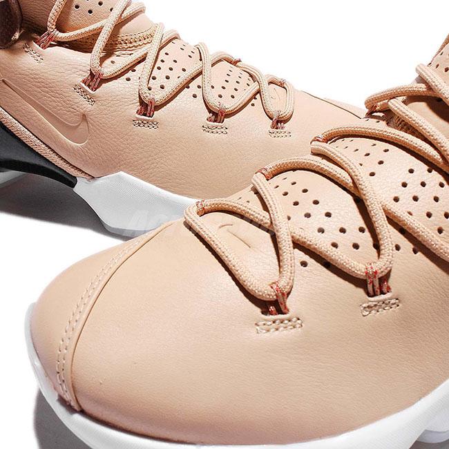 Nike LeBron 13 Elite Tan Leather  c2d38c89d8