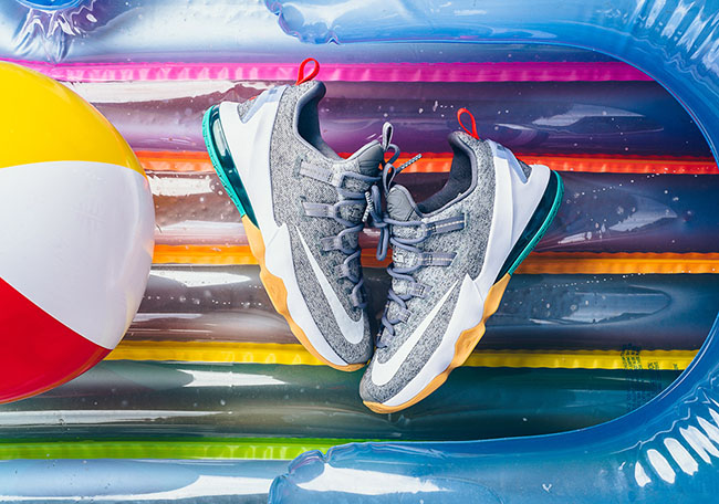 Nike LeBron 13 Low Summer Pack Release