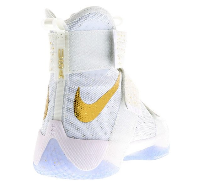on sale 635d1 46575 usa nike zoom lebron soldier 10 white and gold 41bd3 38618