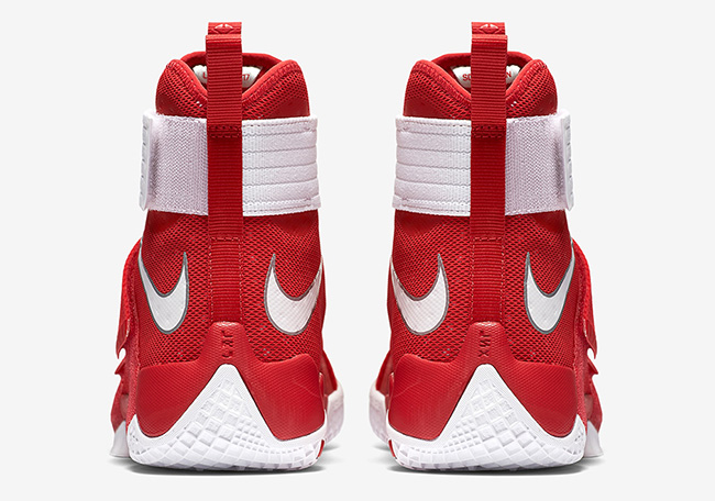Nike LeBron Soldier 10 Team Ohio State