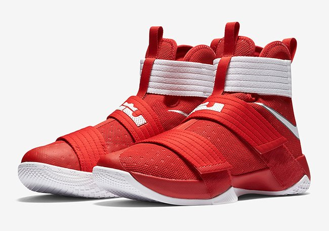 be92bb6238acc Nike LeBron Soldier 10 Team Kentucky Ohio State