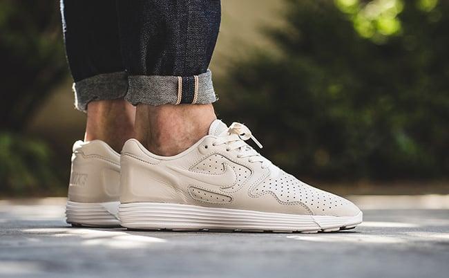 Nike Lunar Flow Laser Premium Phantom