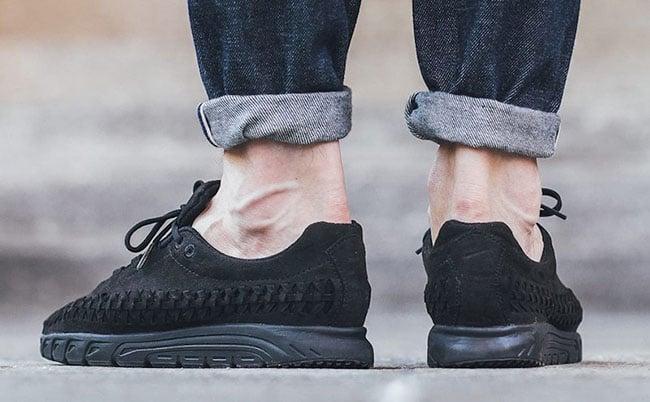 Nike Mayfly Woven Triple Black