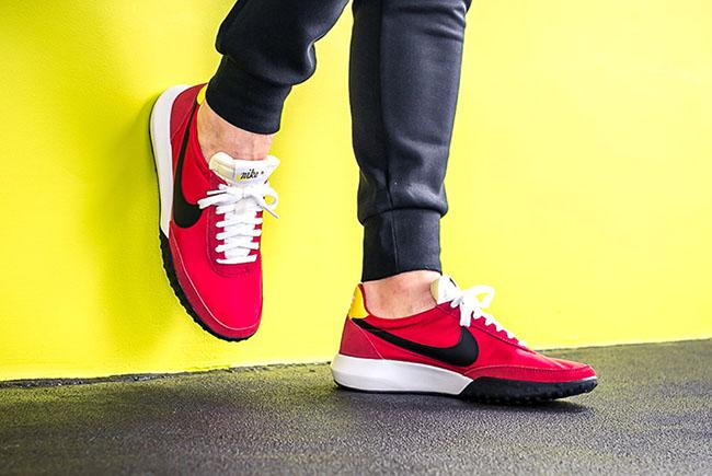 Nike Roshe Waffle Racer NM University Red