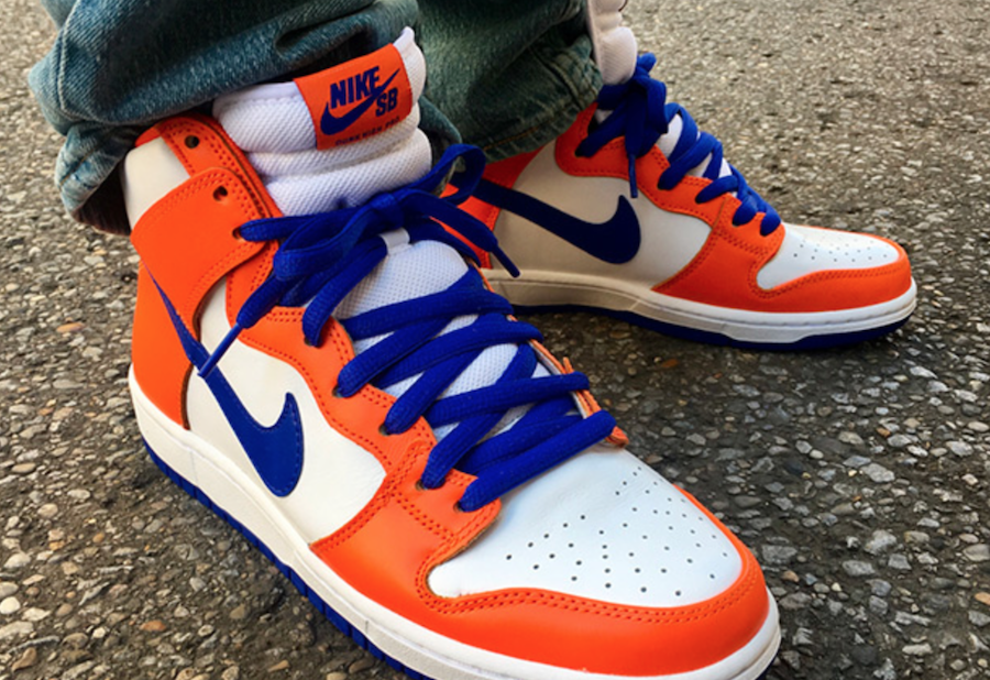 nike dunk high retro