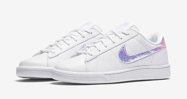 Nike Tennis Classic Iridescent Womens