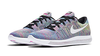 Nike WMNS LunarEpic Low Flyknit Multicolor