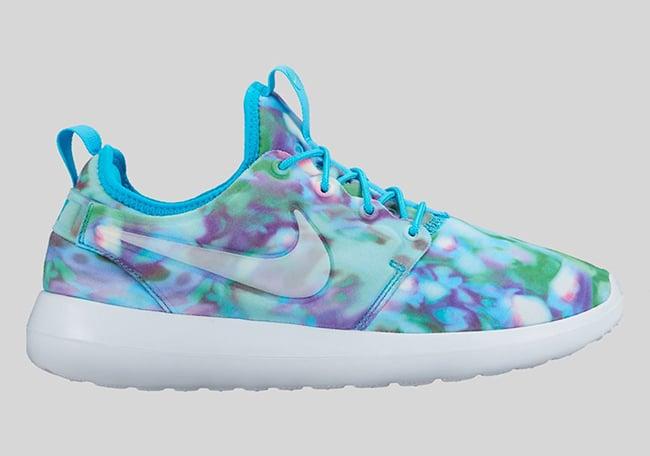 Nike WMNS Roshe Two Print Gamma Blue