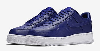 NikeLab Air Force 1 Low Blue