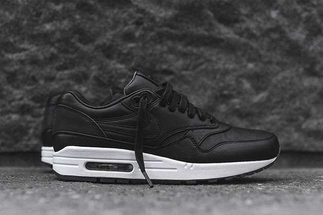 NikeLab Air Max 1 Pinnacle White Black