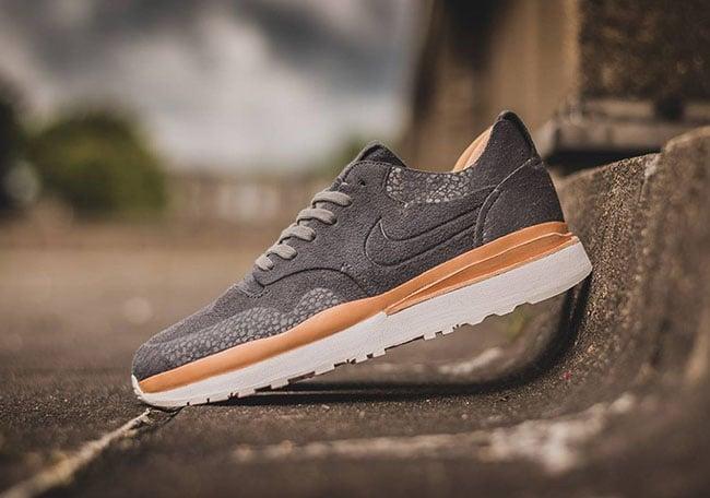 NikeLab Air Safari Royal Dark Grey