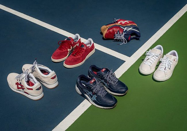 Packer Asics US Open Collection Release Date