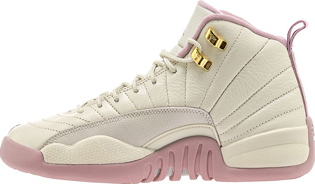 Plum Fog Air Jordan 12 GS Heiress