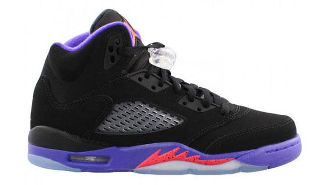 Raptors Air Jordan 5 Retro GS