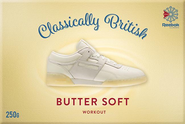 Reebok Classic Butter Soft Pack