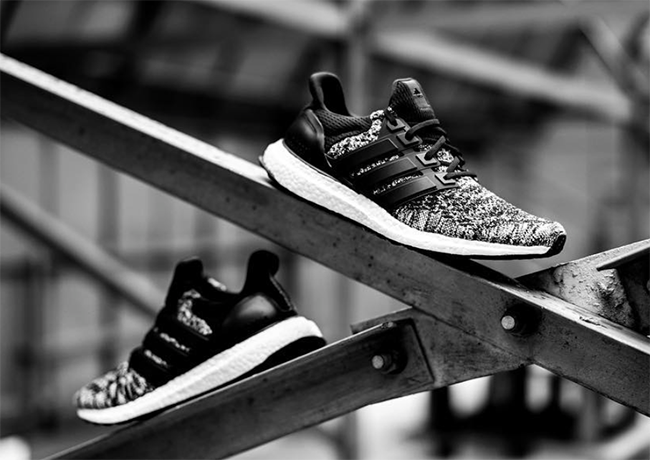 Adidas Ultra Boost Black White