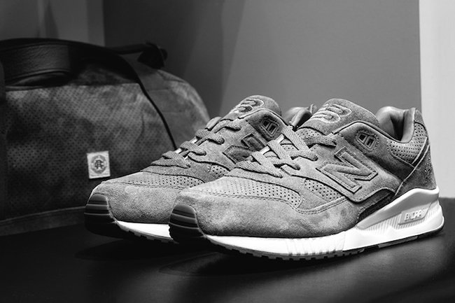 Reigning Champ x New Balance 530 Gym Pack