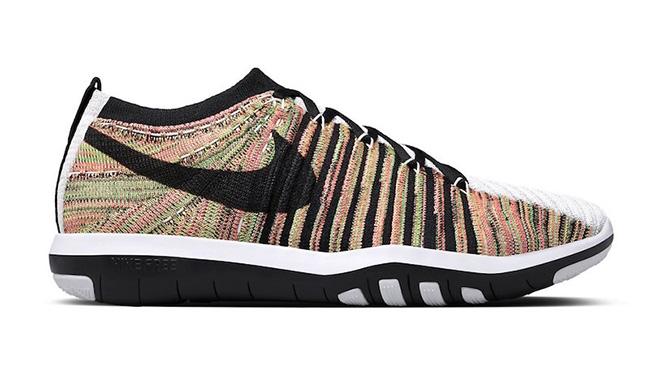 Riccardo Tisci x Nike Free Transform Flyknit Multicolor