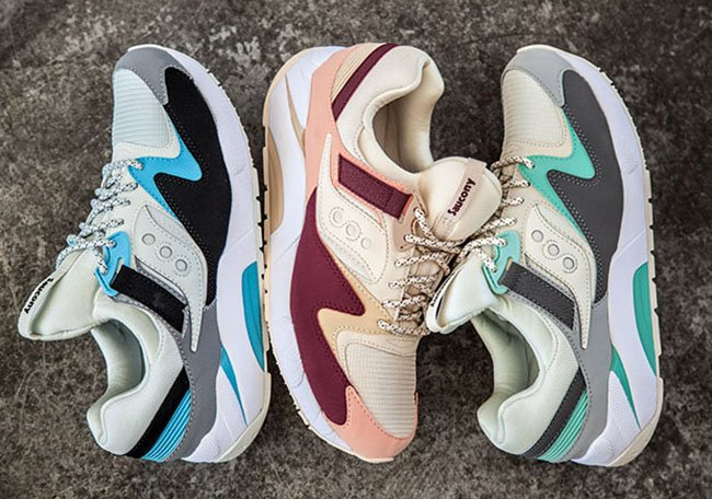 Saucony Grid 9000 Fall 2016