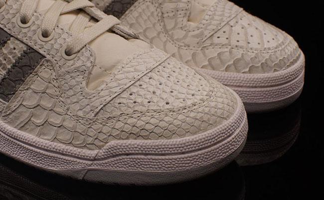 Snakeskin adidas Forum Hi OG