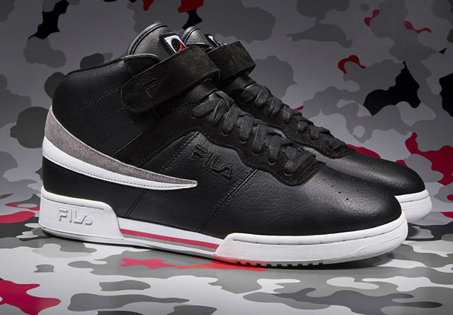 Staple Fila F13 Black Pigeon