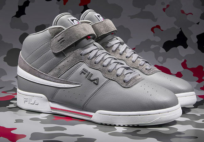 Staple Fila F13 Grey Pigeon