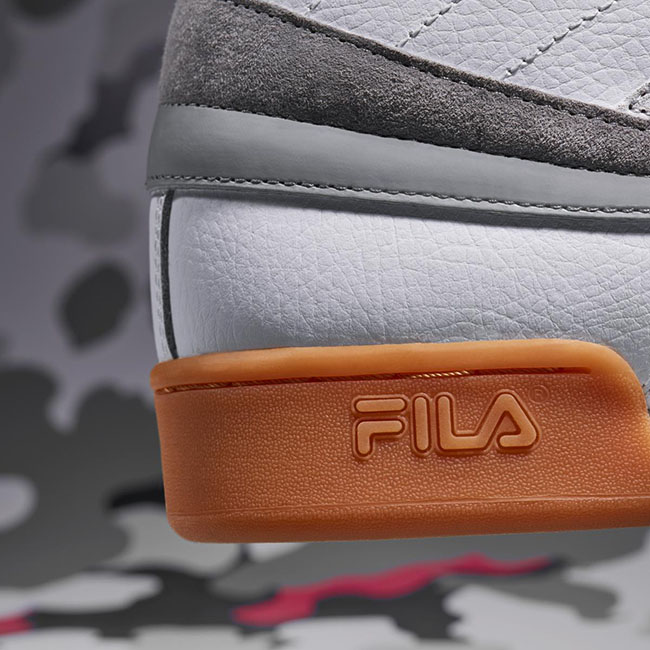 Staple Fila F13 White Pigeon