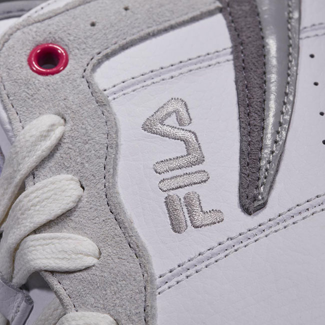 Staple Fila Original Fitness White