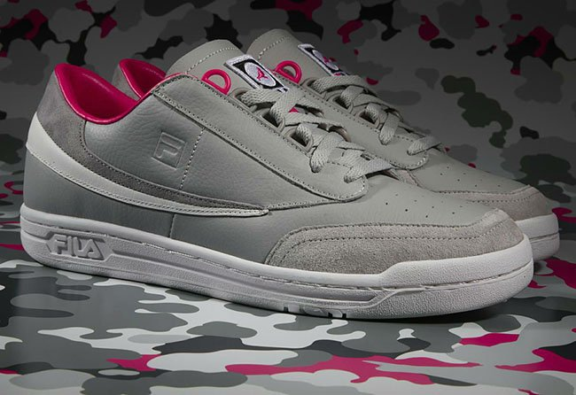 Staple Fila Original Tennis Grey