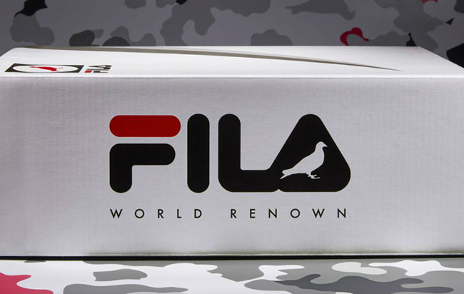 Staple Fila Pigeon Box