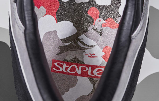 Staple x Fila Pigeon Collection