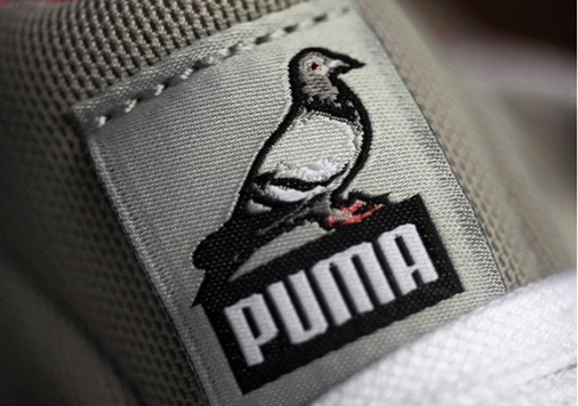 Staple Puma Pigeon Blaze of Glory Suede