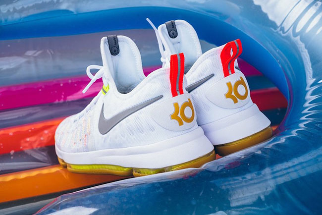 size 40 41b6d 74b90 Summer Pack Nike KD 9