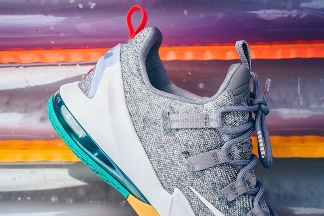 best authentic c5e17 2682f Nike LeBron 13 Low Summer Pack | SneakerFiles