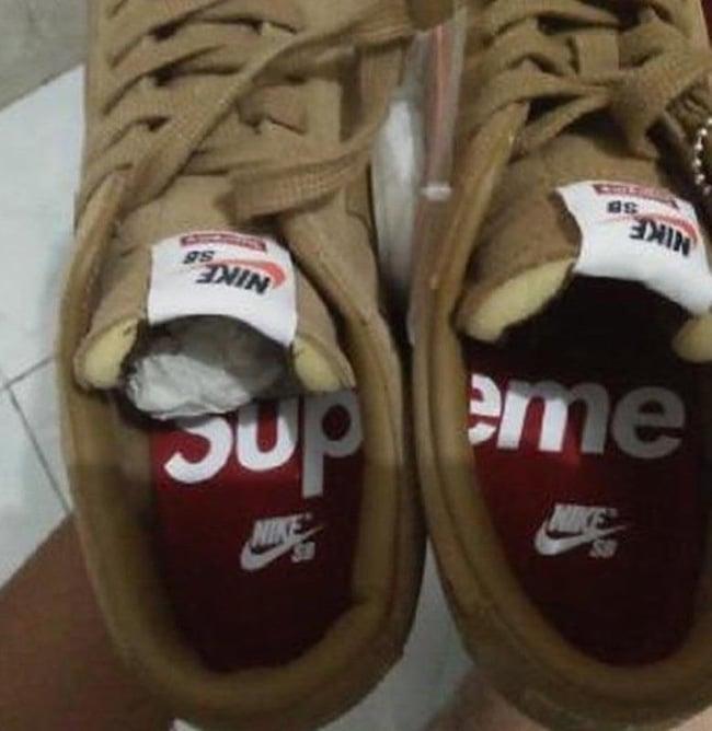 sports shoes 79201 f85b5 Supreme x Nike SB Blazer Low GT | SneakerFiles