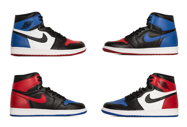 1ccf08b0a3489 Air Jordan 1 High Top 3 Release Chicago Royal Banned | SneakerFiles