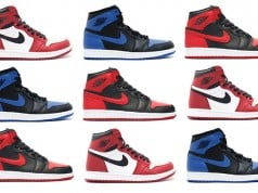 Top Three Air Jordan 1 What The Release Date